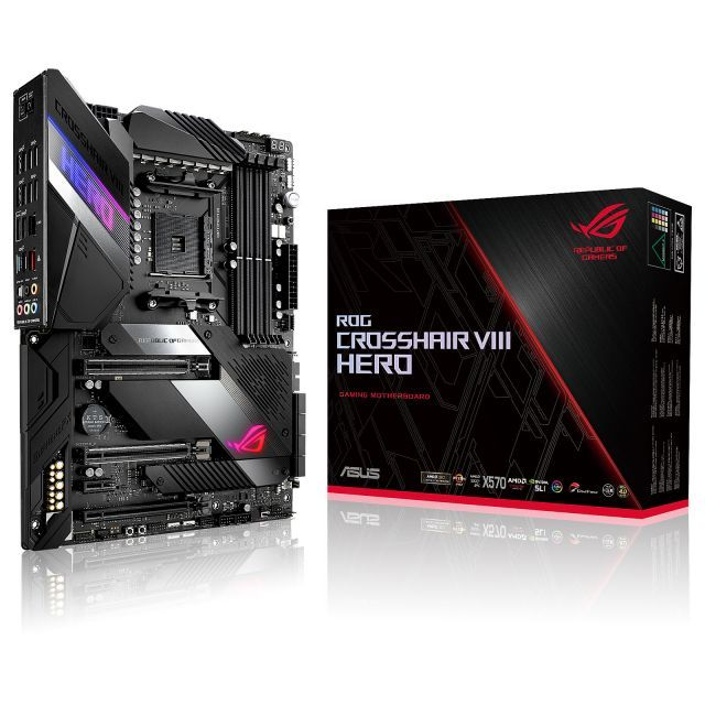 asus CROSSHAIR VIII HERO