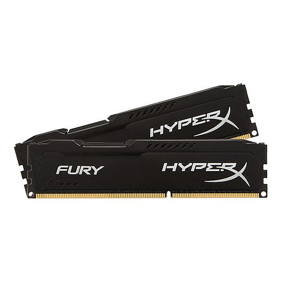 Kingston HyperX Fury 2 x 8 Go DDR4 PC19200 (HX424C15FB2K2/16)