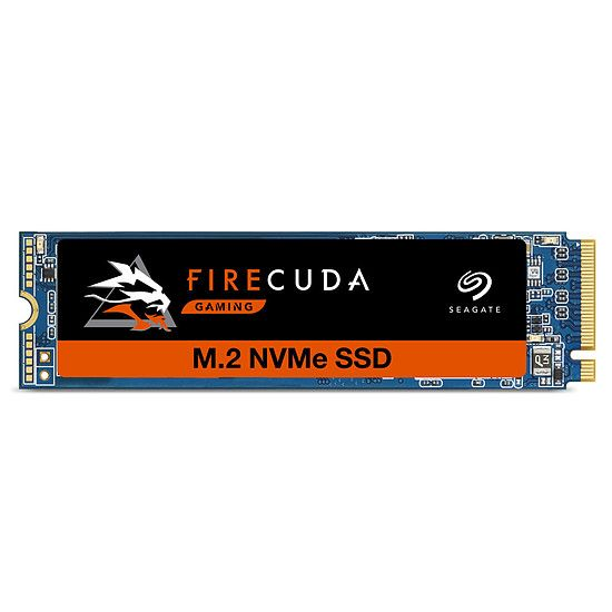 seagate M.2 NVMe FireCuda 510 2 To