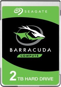 seagate BarraCuda Mobile - 2 To (ST2000LM015)