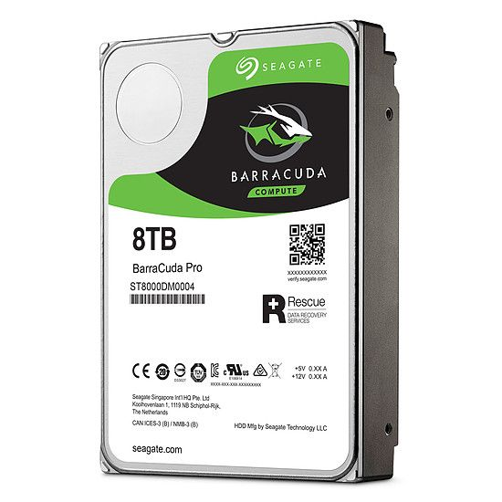 seagate Barracuda Pro 8To