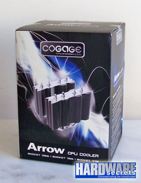 Thermalright Cogage Arrow AMD