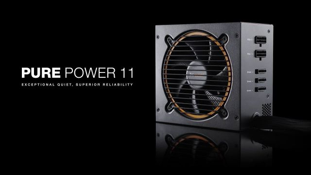 be-quiet Pure Power 11 600W