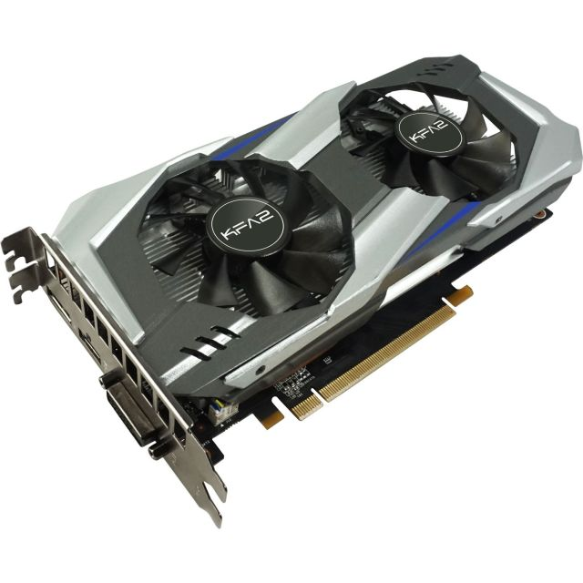 KFA2 GeForce GTX 1060 OC - 6Go (GTX-1060-OC-6GB)