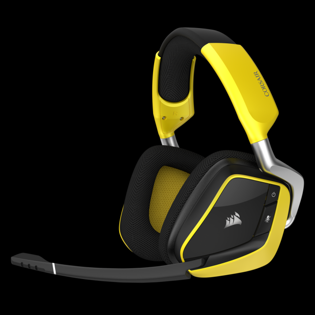 corsair VOID PRO RGB 7.1 Yellow (CA-9011152-EU)