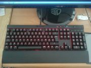 Corsair Gaming K70 RapidFire RGB - Cherry MX Speed - Noir