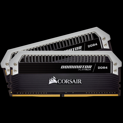 Corsair Dominator Platinum 2 x 8 Go DDR4 PC24000 (CMD16GX4M2B3000C15)