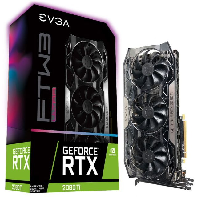 2080 Ti FTW3 ULTRA GAMING 11Go DDR6
