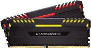 CORSAIR Vengeance Black RGB LED DDR4 3466MHz 16 Go
