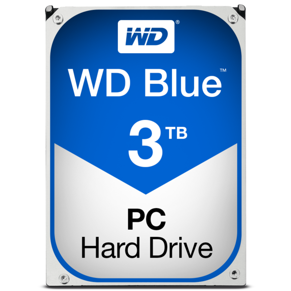 Western digital Blue - 3To SATA III (WD30EZRZ)