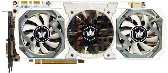KFA² GeForce GTX 980 HOF - 4 Go (GTX980-HOF-4GB)