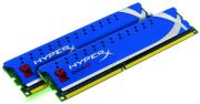 Kingston HyperX 4Go Dual Channel DDR3 PC12800 CAS9 (KHX1600C9AD3K2/4G)