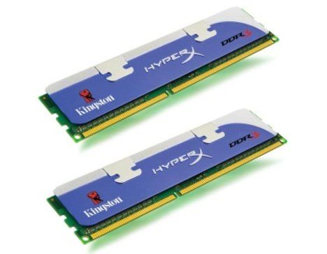 Kingston HyperX Dual Channel 4Go DDR3 PC12800 CAS9