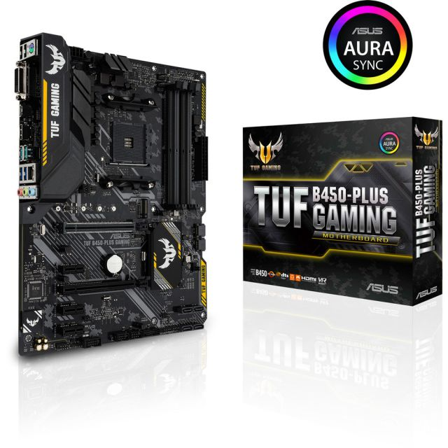 TUF B450 Gaming Plus
