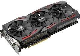 Asus GeForce GTX 1080 ROG STRIX OC v2 - 8 Go (STRIX-GTX1080-A8G-GAMING)