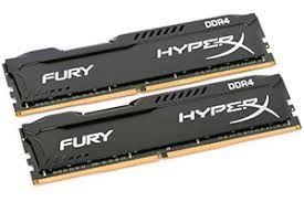 Kingston HyperX Fury 2 x 8 Go DDR4 PC17000 (HX421C14FBK2/16)