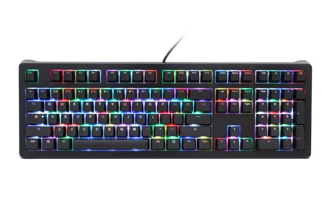 ducky-channel Shine 5 (MX Brown)