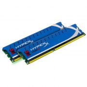 Kingston XMP Dual Channel 8Go DDR3 PC12800 CAS9 (KHX1600C9D3K2/8GX)