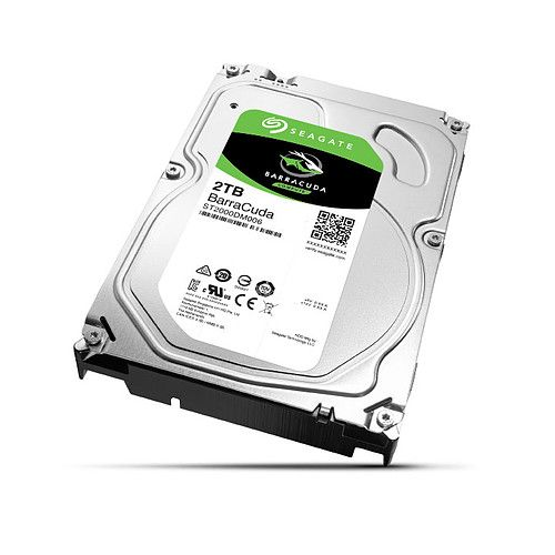 Seagate Barracuda 2 To SATA III 64Mo (ST2000VN000)