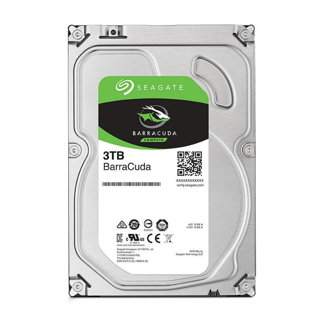 Seagate Barracuda 3 To SATA III 64Mo (ST3000DM001)