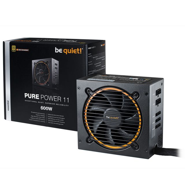 Pure Power 11 600W CM 80PLUS Gold