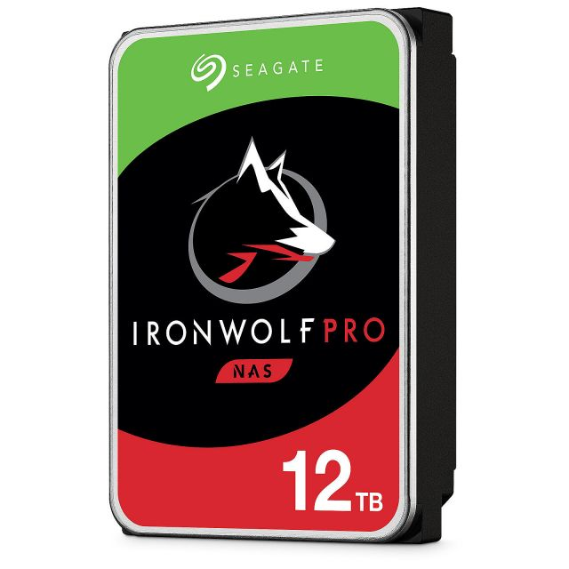 IRONWOLF PRO 12To