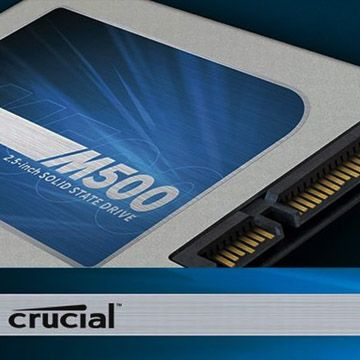 Crucial M500 480G