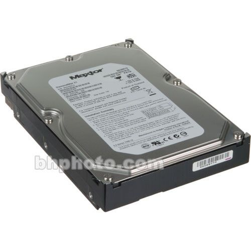 Maxtor DiamondMax 21 - 500Go SATA II 32Mo (STM3500320AS)