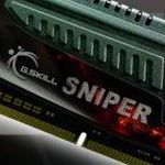 G.Skill Extreme3 Sniper 8Go PC12800 Dual Channel CAS9 (F3-12800CL9D-8GBSR2)