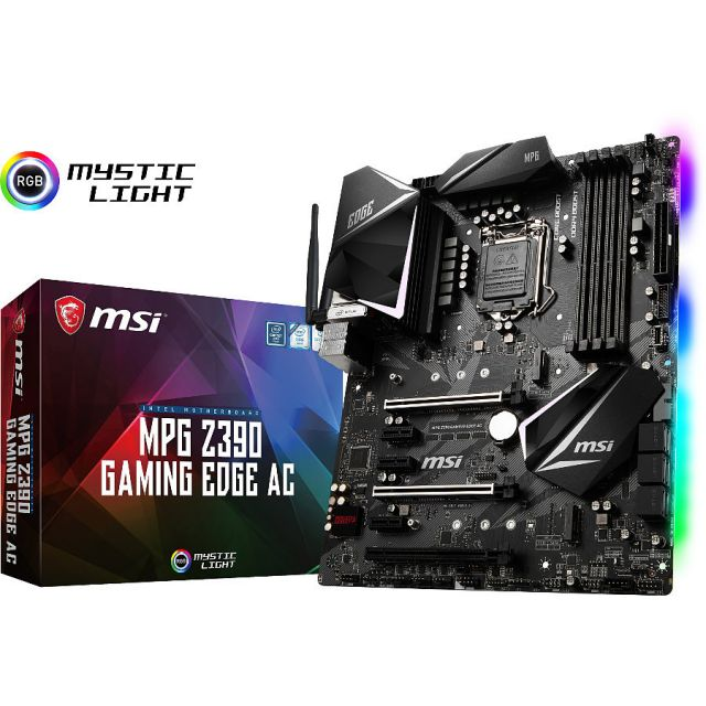msi MPG Z390 EDGE /WIFI AC+BT INTEGRE