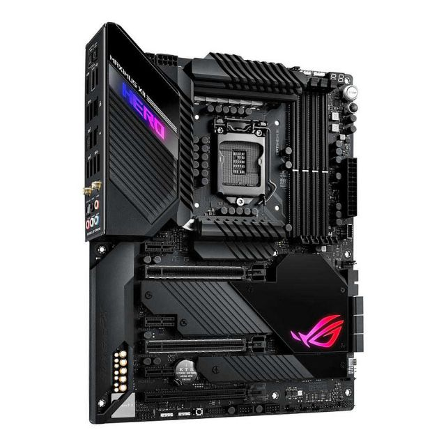 asus-rog Maximus XII Hero Wifi