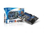 MSI P67A-C45 B3 - Chipset INTEL P67 - Socket 1155