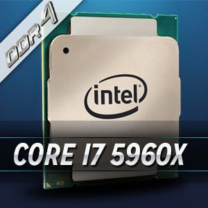 Intel Core i7 5960X - Extreme Edition (BX80648I75960X)