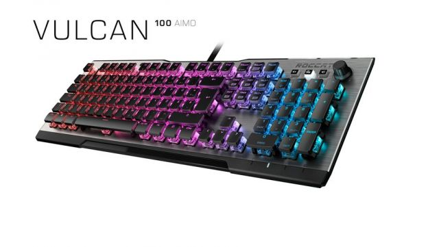 Vulcan 100 AIMO Clavier mécanique gaming Pas d'image