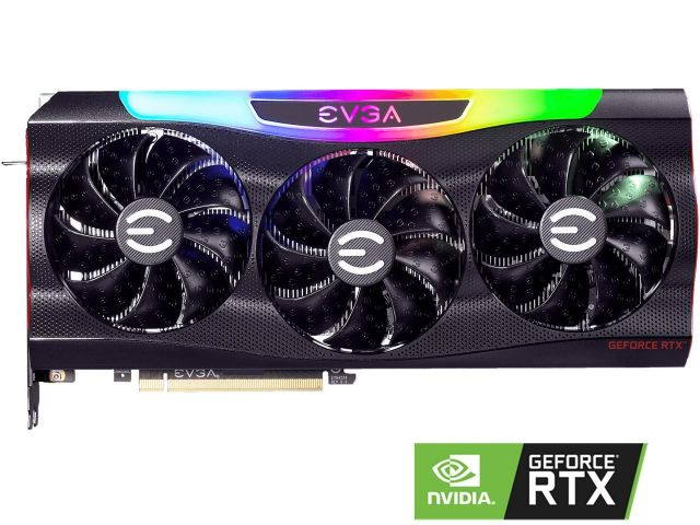 evga RTX 3090 FTW3 ULTRA GAMING