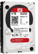 Western Digital WD6002FFWX - 6to Red Pro Sata III 7200 trs/mm 1280mo