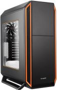 Be Quiet Silent Base 600 - Noir/Orange (BQT-BG005)