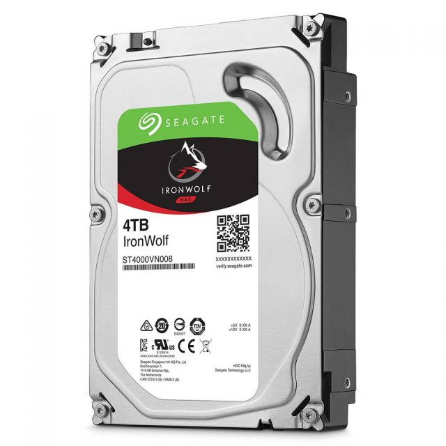 seagate 4To IronWolf (ST4000VN008)