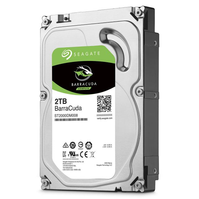seagate BarraCuda 2To 7200RPM SATAIII (ST2000DM008-2FR102)