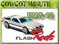 Flash Rods DeLorean DMC-12