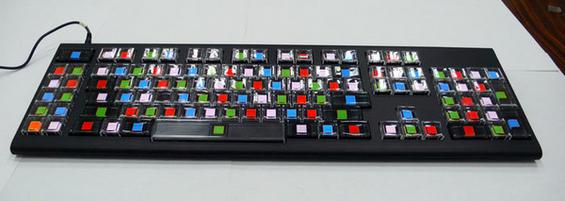 le clavier le plus cher du monde enfin r alit claviers souris tapis de souris cowcotland. Black Bedroom Furniture Sets. Home Design Ideas