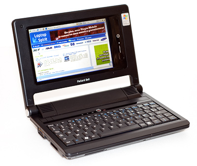 The Packard Bell EasyNote XS In The Test