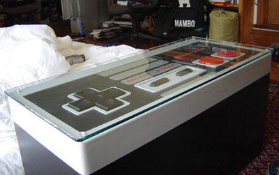 Accessoires Geek Nostalgique table du basse La N0PXnk8wO