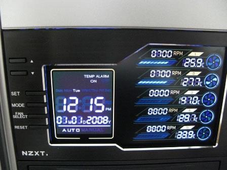 Sentry Lx Le Gros Rh 233 Obus De Nzxt En Test Refroidissement