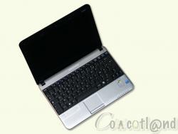 test netbook Akoya Mini E1210 Medion