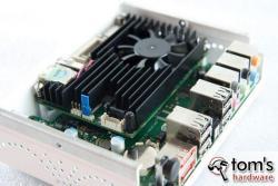 test plateforme Nvidia Ion