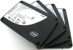 test 4 SSD Intel 32 Go SLC Raid
