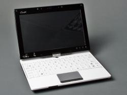 Le Eee PC se Tabletise