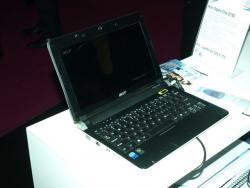 [ITP 2009] Quelques photos du Aspire One D150 en 10 pouces