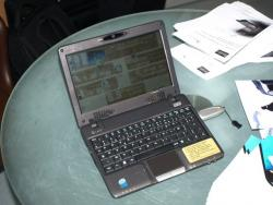 Netbook Hercules ECafe